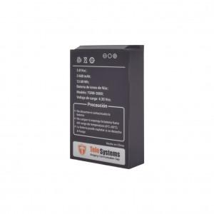 Tsrb3600 Telo Systems Bateria DE Li-Ion Para Radio