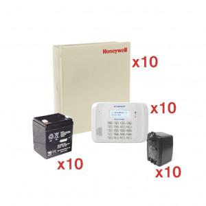 Vista48kit10 Honeywell Kit De 10 Paneles De Alarma