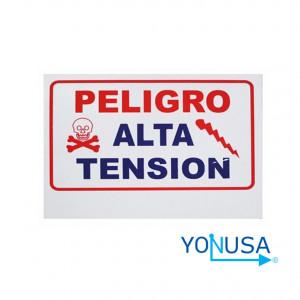 YON6510005 Yonusa YONUSA LPVOLTAS - Letrero generi