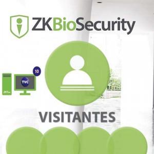 ZKT068012 Zkteco ZKTECO ZKBSVISP10 - Modulo Vitali