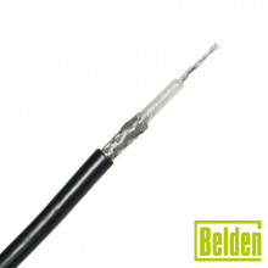 82591000 Belden Cable RG58AU con blindaje de malla