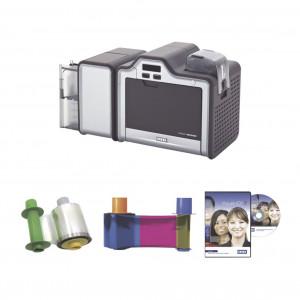 89302 Hid Kit Impresora Retransferencia HDP5000/ U
