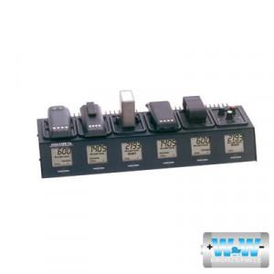 Analizador6a Wampw Analizador De Baterias Recargables Soporta