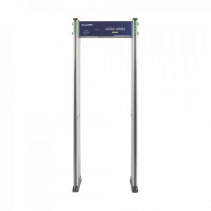Apmesc6 Accesspro Detector De Metales De 6 Zonas/