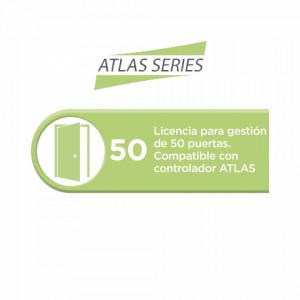 Atlasac50 Zkteco Licencia Para 50 Puertas Compatib