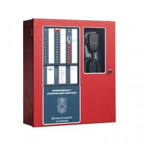 Ecc50100 Fire-lite Centro De Comando De Emergencia