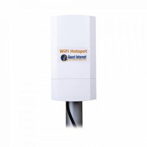 Gisk3 Guest Internet Hotspot Inalambrico 2.4 GHz P