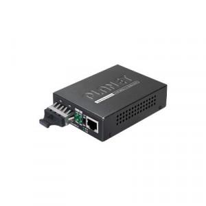 Gt802 Planet Convertidor De Medios 1000 Mbps UTP/f