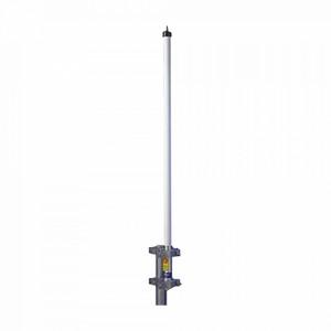 Hx1044060 Hustler Antena Base UHF 440-460 MHz Fib