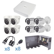 Kestxlt4b4dw Epcom KIT TurboHD 720p / Incluye DVR