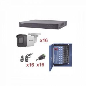 Kh1080p16bw Hikvision KIT TurboHD 1080p / DVR 16 C