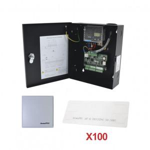 Kituhfsticker01 Hikvision Kit Para Automatizar 1 A