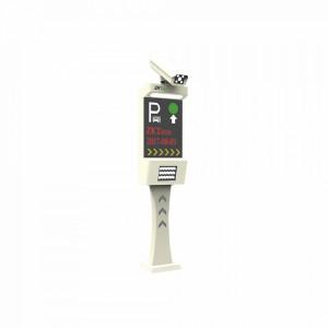 Lprs1000 Zkteco Control De Acceso Vehicular Con RE