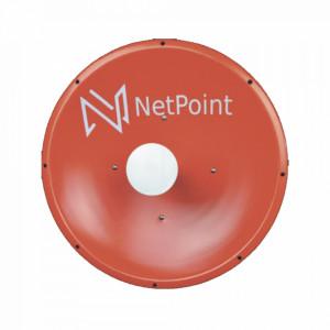 Nptr1 Netpoint Antena De Uso Rudo Para Zona Salina