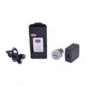 Pcpmnn4081 Good 2 Go Bateria 1800 MAh Li-Ion Con Clip Para Radio