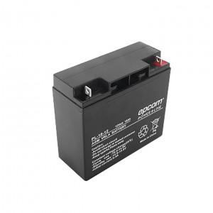 Pl1812f Epcom Powerline Bateria Con Tecnologia AGM