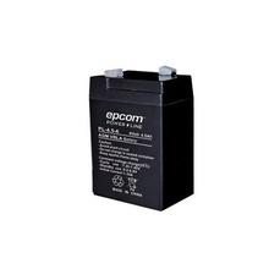 Pl456 Epcom Powerline Bateria De 6 Vdc A 4.5 Ah Pl