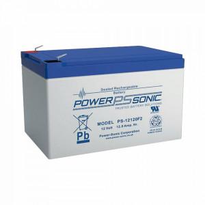 Ps12120f2 Power Sonic Bateria De Respaldo UL De 12