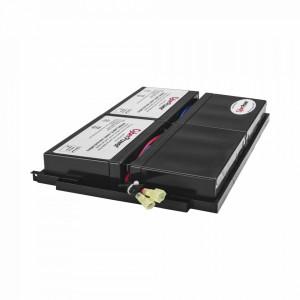 Rb0670x4 Cyberpower Kit De 4 Baterias Remplazo De
