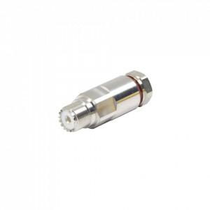 Rfu520h1 Rf Industriesltd Conector UHF Hembra SO