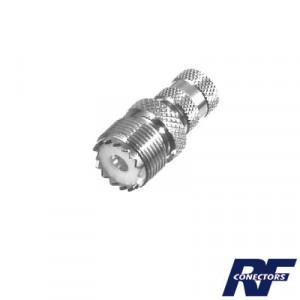 Rfu621 Rf Industriesltd Adaptador De Conector Min