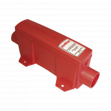 Rp7125 Safe Fire Detection Inc. Filtro De Tuberia