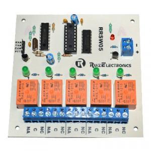 Rrsw05 Ruiz Electronics Tarjeta Decodificadora Par