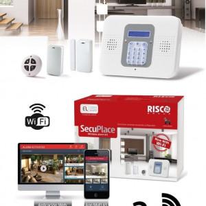 RSC1170002 RISCO RISCO SECUPLACE WIFI 3G-Kit de