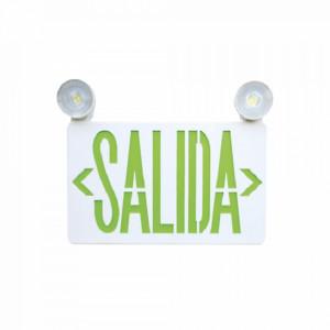 Sf860hgw Sfire Letrero LED De SALIDA Con Luz De Em