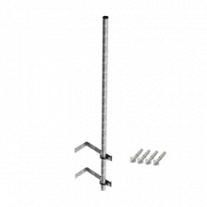 SMRP1 Syscom Towers Mastil de 3 m de 1-1/4 diamet