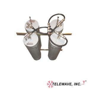 Tprd1554 Telewave Inc Duplexer Pasa-Banda-Rechazo