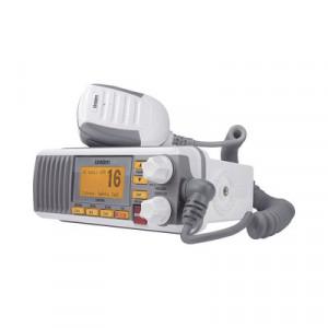 UM385 Uniden Radio Movil Marino VHF color blanco