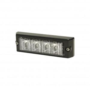 X3704bw Ecco Luz Auxiliar Serie X3704 4 LEDs Ultr
