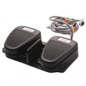 Xfs002a Gaitronics Interruptor De Doble Pedal Con PTT. Requiere