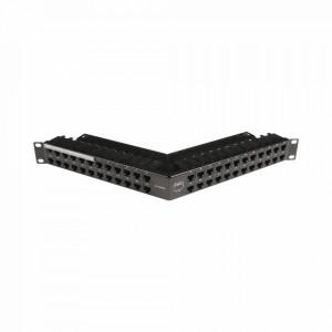 Z6aspnlau48k Siemon Patch Panel Z-MAX Categoria 6A