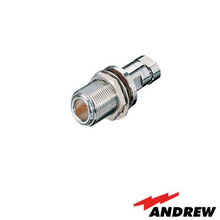 400pnf Andrew / Commscope Conector N Hembra Para Cable CNT-400 S