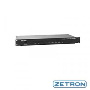 9019282 Zetron 9019282 Panel Comunitario Con Puerto Para Interc