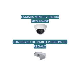 DAH399014 DAHUA DAHUA SD22204IGCPAK - Camara mini