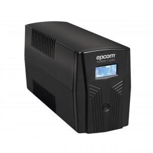 Epu500lcd Epcom Power Line UPS Con Mas Potencia De