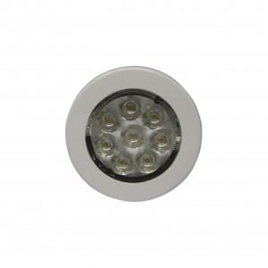 Ew0210 Ecco Mini Luz De Cortesia Circular Con Bise