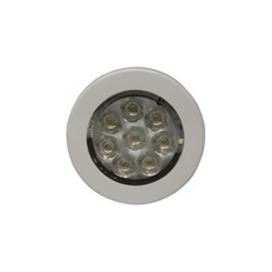Ew0210 Ecco Mini Luz De Cortesia De 8 LEDs Circula