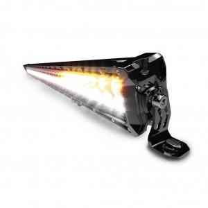 Ew3420 Ecco Barra De Luz LED Clara/ Ambar 12-24 V