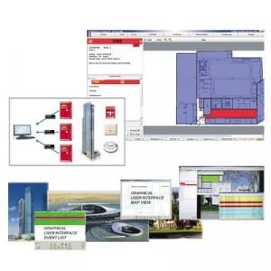 Gus14 Hochiki Software De Monitoreo Grafico Para Paneles FireNET