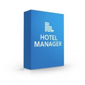 Hotelmanager Zkteco - Accesspro Licencia De Softwa
