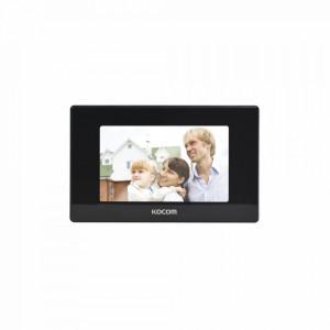 Kcv544sdmb Kocom Monitor 7 Color Negro Alta Defin