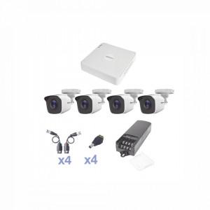 Kestxlt4bw Epcom KIT TurboHD 720p / DVR 4 Canales