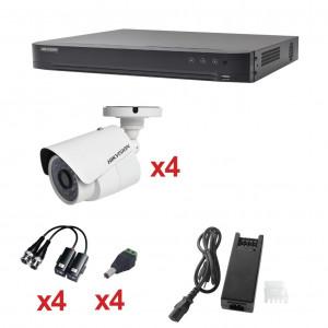 Kh1080p4bw Hikvision KIT TurboHD 1080p / DVR 4 Can