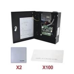 Kituhfsticker02 Hikvision Kit Para Automatizar 2 A
