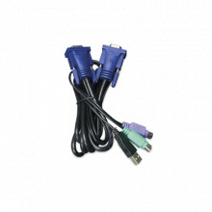 KVMKC118 Planet Cable para KVM de 1.8 mts KVM-KC1-