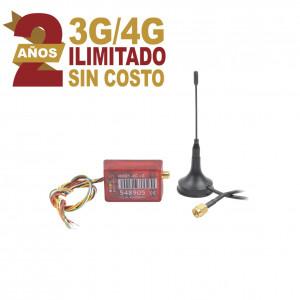 Mini014gv2 M2m Services Comunicador 3G/4G Dual SIM